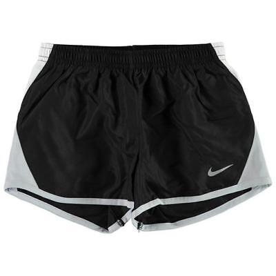 AUTHENTIC NEW Nike Woven Running Shorts Infant Toddler Girls Black 2 3 4 years