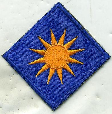 WWII WW2 US Army 40th Infantry Division Color Patch