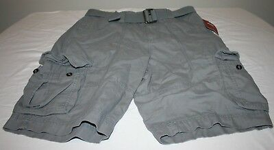 60ec3c1c19 New Mossimo Supply Co. W30 Belted Cargo Shorts Size 30 11.5