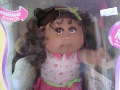 Cabbage Patch Kids..classic I'm A Big Kid African American Girl New In Box