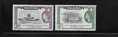 Nigeria 1959 Self Government Northern Region MNH A198