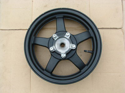 Daelim S1 125 2011 Model Rear Wheel