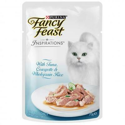 NEW FF Inspirations Tuna Courgette Rices 70g
