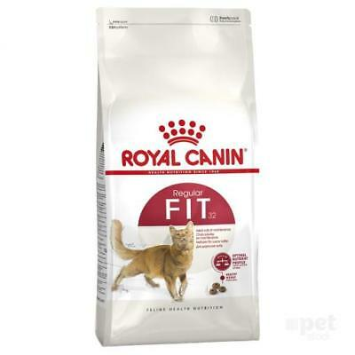 NEW Royal Canin - Adult Fit - Dry Cat Food