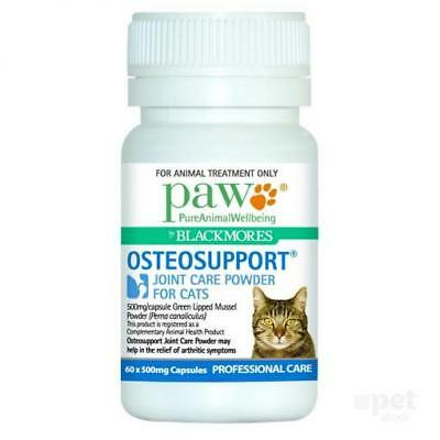 NEW PAW Osteosupport Joint Care Powder For Cats