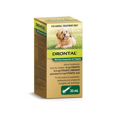 Drontal Puppy Suspension 30ml