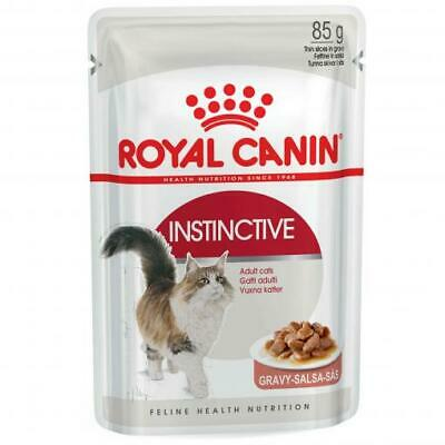 NEW Royal Canin Instinctive Adult in Gravy - 85gm