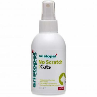 NEW Aristopet No Scratch Spray for Cats - 125ml