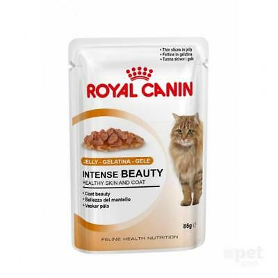 NEW Royal Canin Intense Beauty in Jelly - 85gm