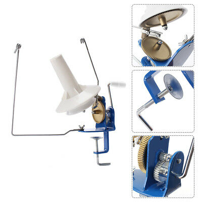 Hand Operated Manual Wool Winder Holder Machine for Swift Wool Yarn Fiber String