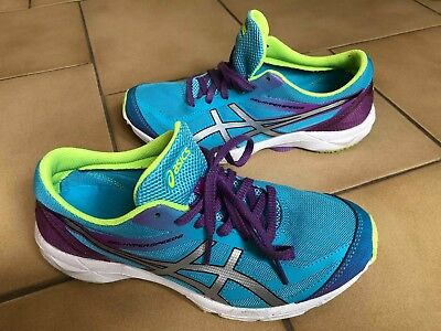 Womens ASICS Gel Hyper Speed 6 Running Shoes Runners - Sz US 7 - Ex to Like New