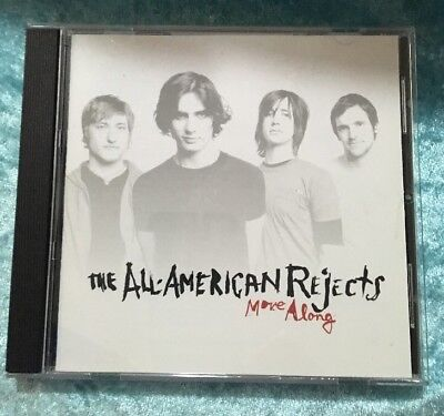 Move Along by The All-American Rejects (CD, Jun-2005, Universal Distribution)