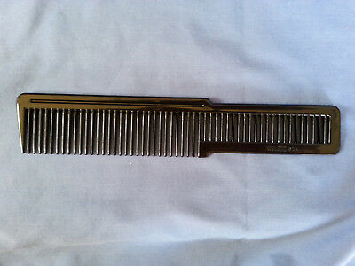 WAHL Hair Clippering COMB Small - Flat Top Black- NEW