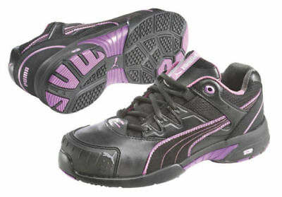 Puma Stepper Womens Safety Shoes with Steel Toe Sz8