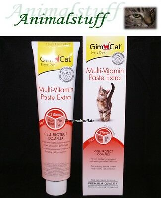 GimCat Multi-Vitamin Paste Extra 200gr.