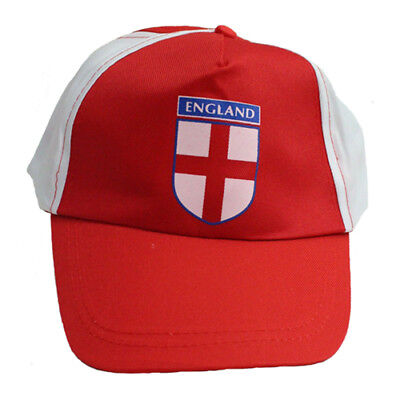 England / St George Baseball Cap - 6 Nations Rugby Football England Hat