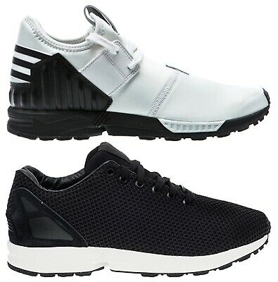online store 36084 ba55f ADIDAS ORIGINAL Zx Flux Weave Plus Homme Baskets Chaussures Homme Chaussures