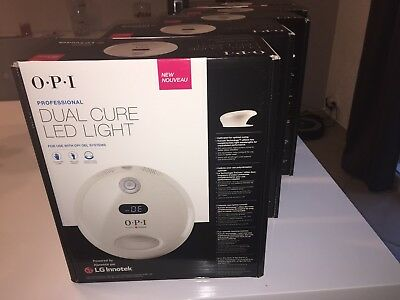 PROMO! Lampe OPI Dual Cure Led Light GL902 . Nouveau modèle . GelColor