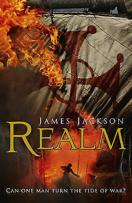 Realm by James Jackson (Paperback) New Book
