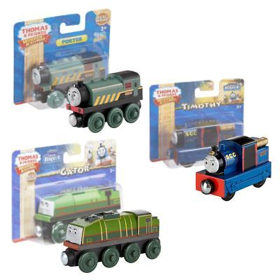 New Thomas & Friends Gator Porter Or Timothy Wooden Railway Engine Official