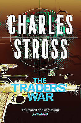 The Traders' War, Charles Stross (Paperback) New Book