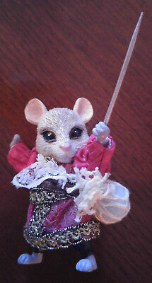 Tonner Mallymkin The Dormouse - Alice In Wonderland - Very Cute