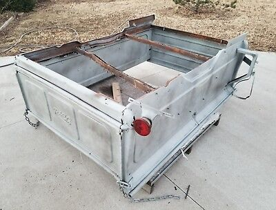 1940 1941 1946 1947 Ford Pickup truck bed - $350.00 | PicClick