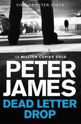 NEW Dead Letter Drop By Peter James Paperback Free Shipping