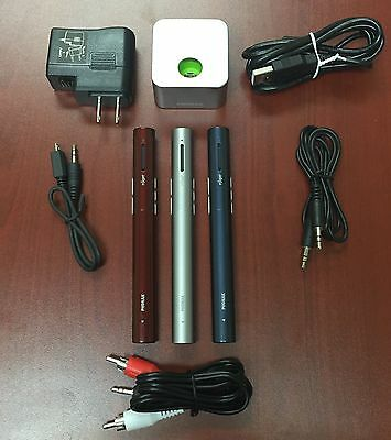Phonak Roger Pen Wireless Microphone With Charging Base & Power Supply