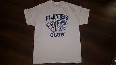 PHI BETA SIGMA FRATERNITY Blue T-shirt Phi Beta Sigma Players Club T-Shirt GOMAB