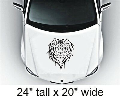 King of the Forest Car Vinyl Sticker Decal Decor Removable Product F19