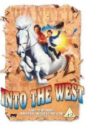 Into The West [DVD] - DVD  Z9VG The Cheap Fast Free Post