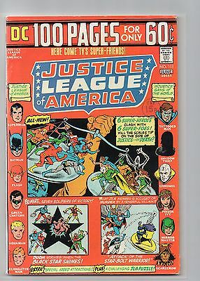 JUSTICE LEAGUE OF AMERICA  #111 - June 1974. 100 Pages. Very Fine (8.0)