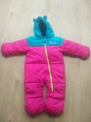 Dare2B kids/girl/toddlers snow winter suit 6-12 months