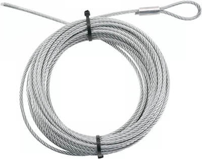Warn Replacement 50Ft Wire Rope For Aluminum Drum|W60076|60076