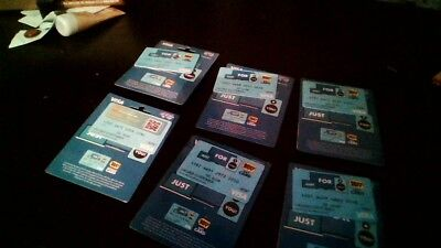 $1000 Best Buy Gift Cards (4x$200+2x$100)