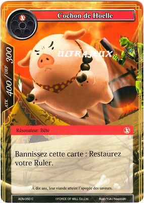 Force of Will - ACN-050 - Cochon de Hoelle