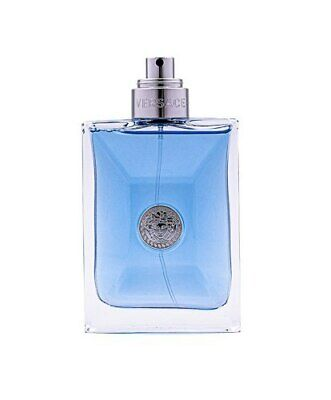 Versace Pour Homme Signature by Versace 3.4 oz EDT Cologne for Men New Tester