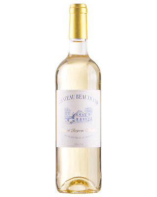 Chateau Beautrand Cotes de Bergerac case of 6 Sweet White Wine 750mL Bordeaux