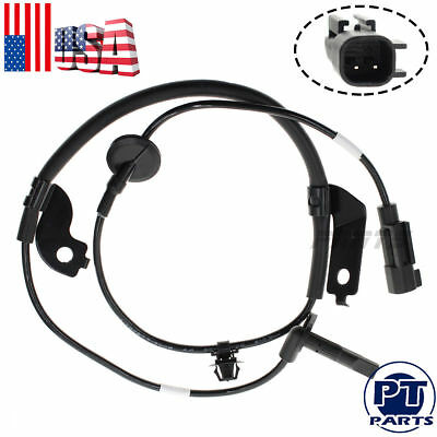 ABS Wheel Speed Sensor Front Left For07-12 Mitsubishi Lancer Outlander 4670-A031