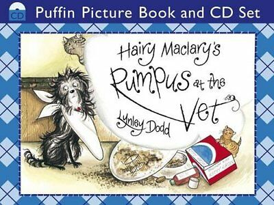 Hairy Maclary's Rumpus At The Vet (Hairy ... by Dodd, Lynley Mixed media product