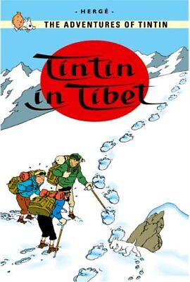 Tintin in Tibet (The Adventures of Tintin) by Herg� Hardback Book The Cheap Fast