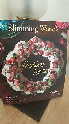 Slimming World S Festive Feasts Recipe Book