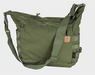 HELIKON TEX BUSHCRAFT OUTDOOR SATCHEL Umhängetasche Bag Tasche oliv olive green