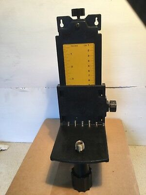Topcon Rotating Laser Wallmount/Ceiling Bracket suit other Laser makes
