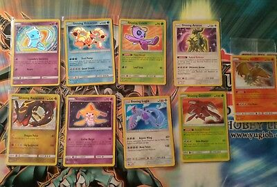 Shining Set Complete of Shining Legends