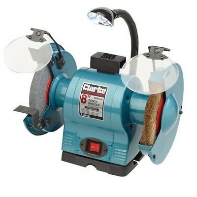 6 Amp Bench Grinder 200w Bench Polisher With 6 Quot Metal