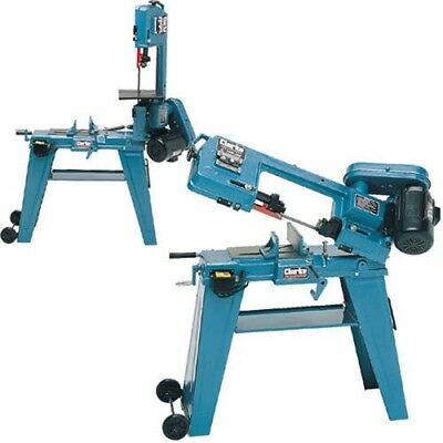 "Clarke CBS45MD (4½"" X 6"") Metal Cutting Bandsaw 6460060"