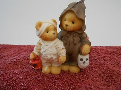 Cherished Teddies 1995 Release Milt And Garrett
