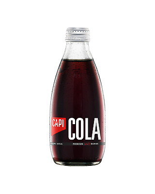 CAPI Spiced Natural Cola case of 24 250mL